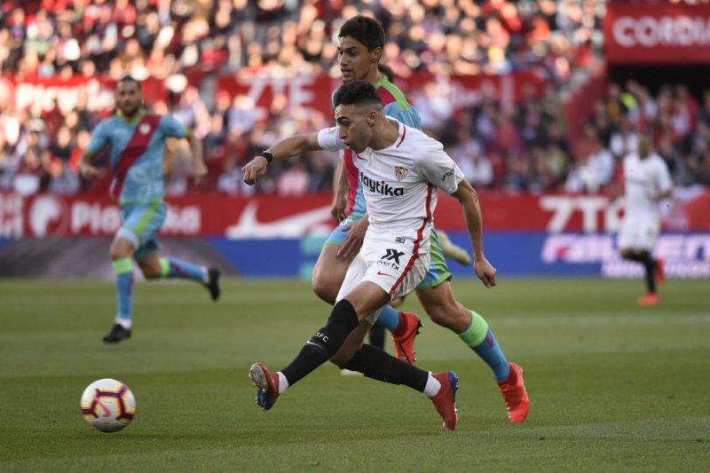 Sevilla pesta gol ke gawang Vallecano