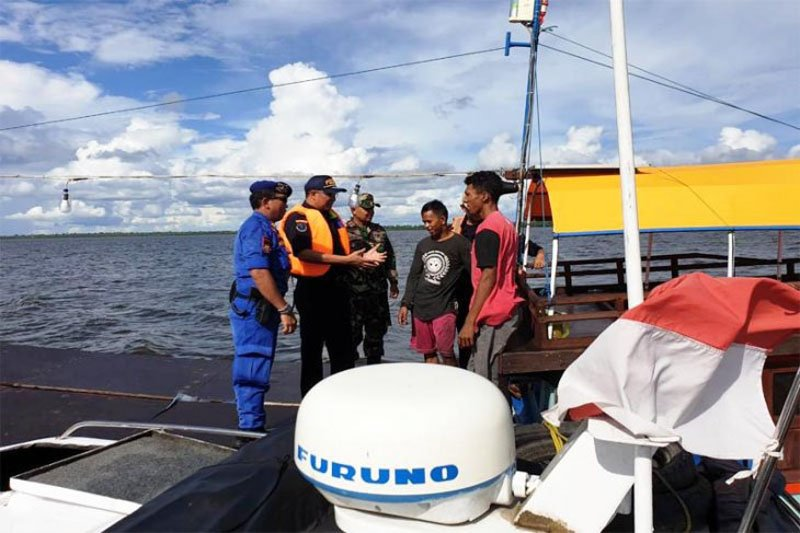 Upaya melindungi kelestarian kawasan konservasi perairan Gosong Senggora