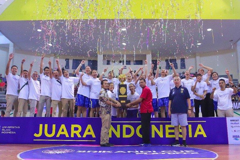 Merpati Bali juara Srikandi Cup musim 2018-2019