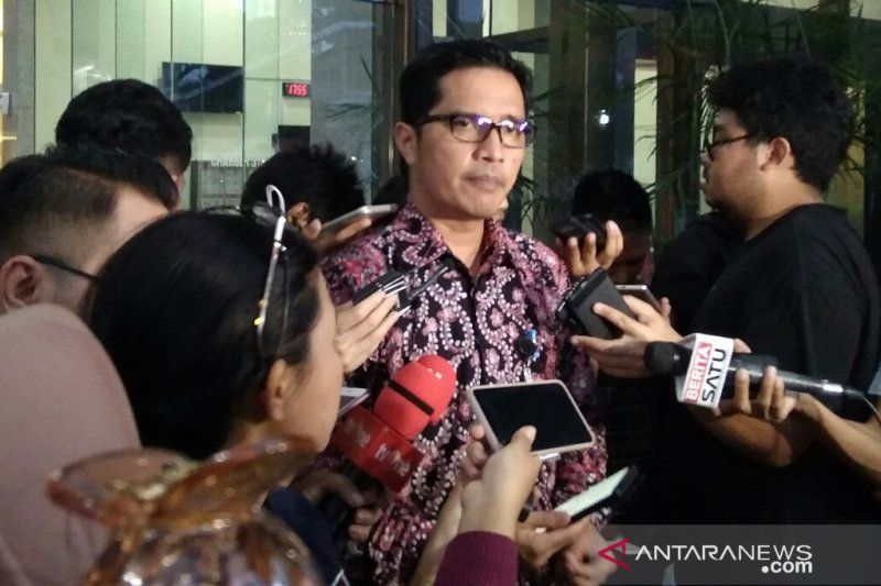 KPK tahan Ketua DPRD Lampung Tengah