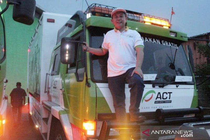 ACT siap hidangkan masakan hotel bintang lima di wilayah bencana Bengkulu