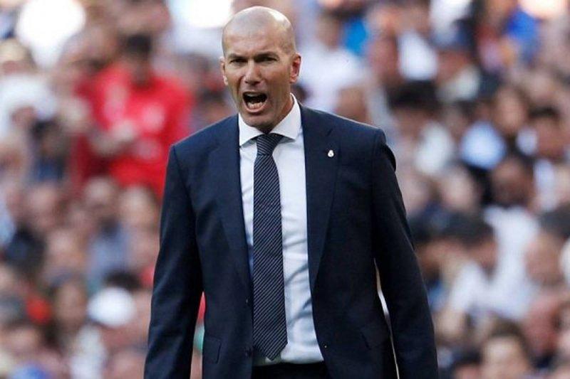 Suporter Real Madrid galau setelah kalah 3-7 dari Atletico