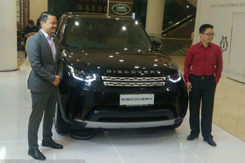 Land Rover Discovery sesuai pasar Indonesia