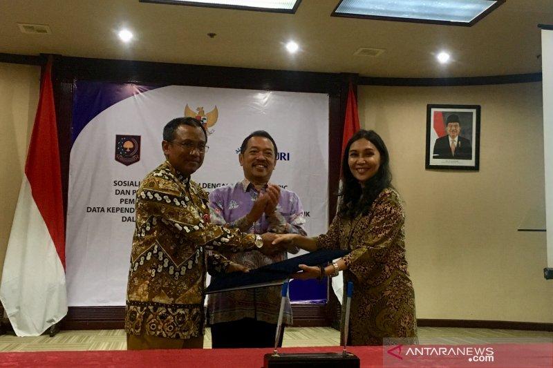 Peruri gandeng Ditjen Dukcapil terbitkan sertifikat elektronik