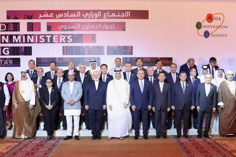 Indonesia dorong kerja sama konkret ACD ke 16 Qatar