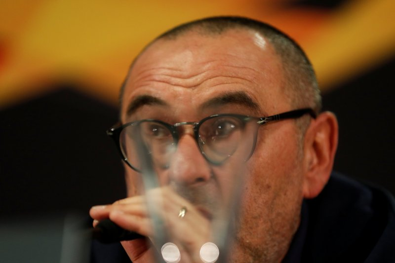 Maurizio Sarri segera latih Juventus