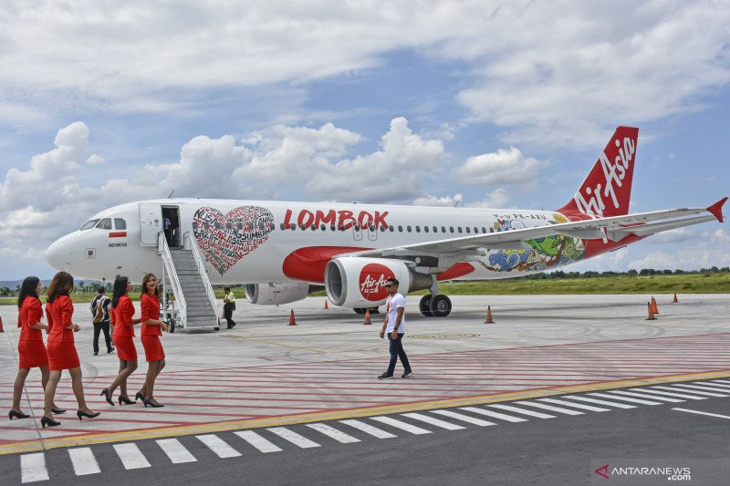 AirAsia kerahkan pesawatnya untuk layani penerbangan charter