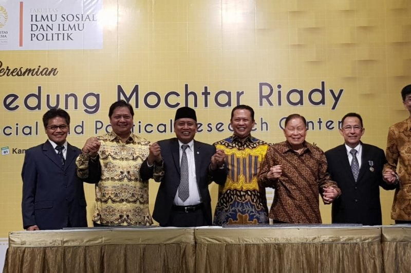 Pusat riset sospol perkuat posisi Universitas Indonesia