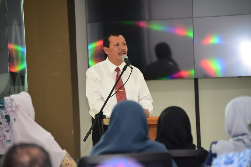 Hari pertama Ramadhan, tingkat kehadiran ASN Jabar hampir 100 persen