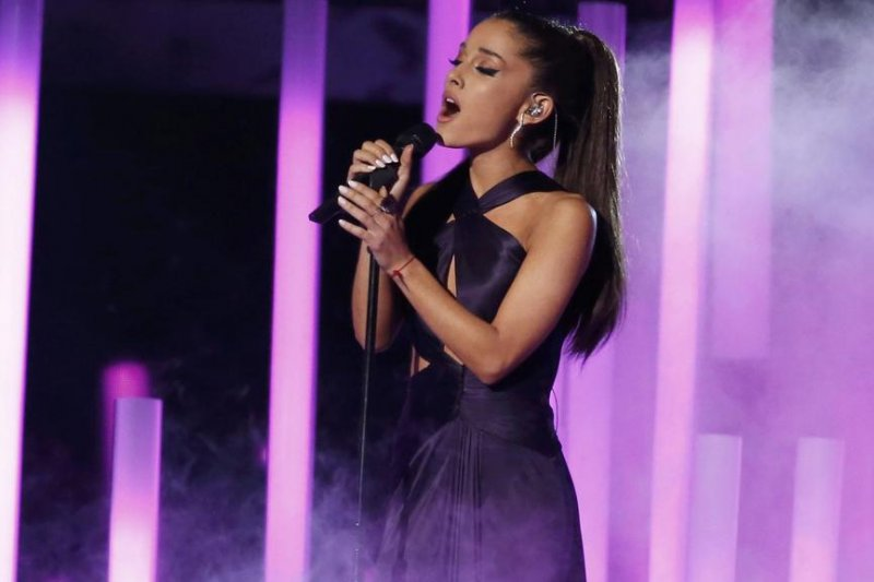 Unggah foto tanpa izin, Ariana Grande dituntut Rp361 juta