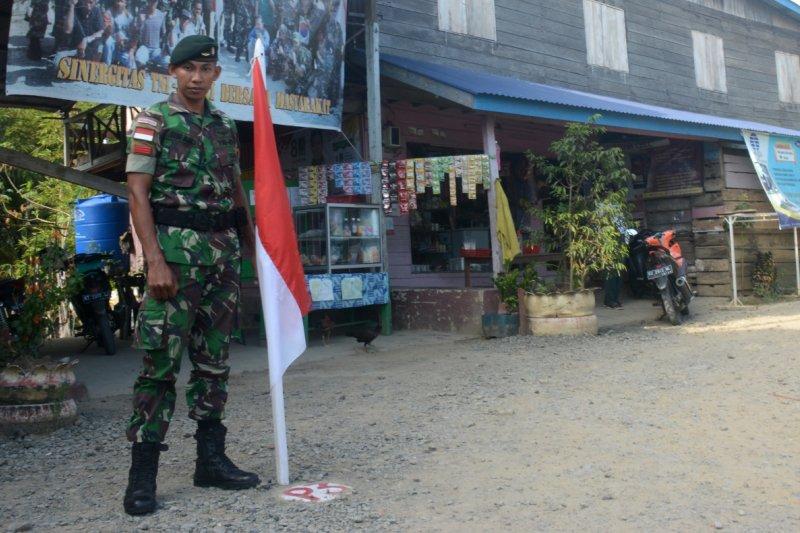Polisi-TNI perketat pengamanan rapat pleno perolehan suara pemilu 2019