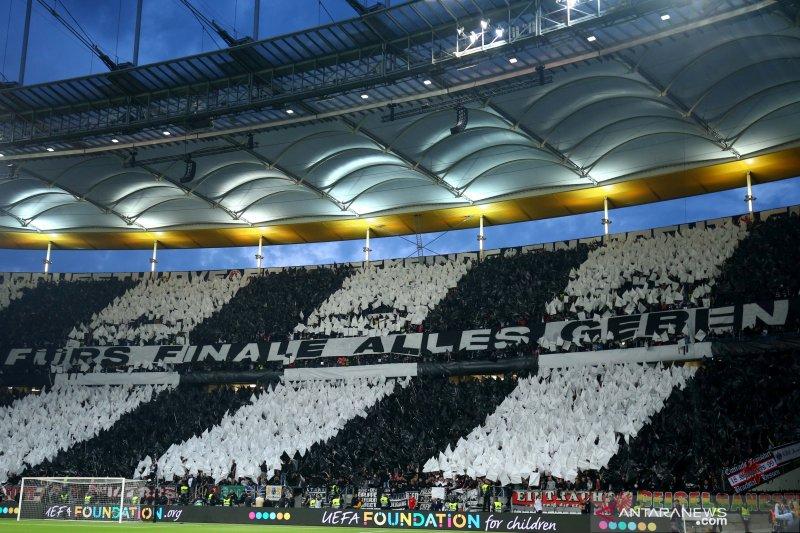 Atmosfer kandang Frankfurt tersanjung dari pemain Chelsea