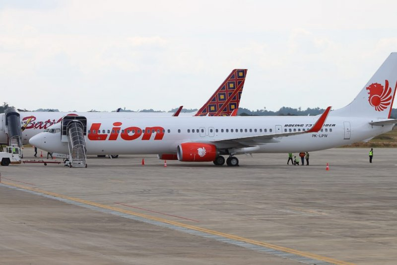 Manajemen Lion Air larang terbang pilot pukul pegawai hotel