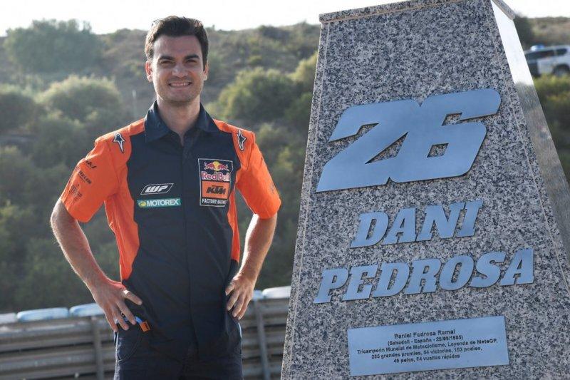 Pedrosa jadi nama Tikungan di Sirkuit Jerez-Angel Nieto