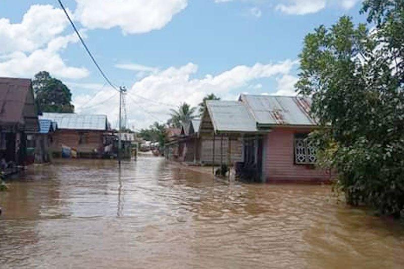 Tiga kecamatan di Kapuas dilanda banjir