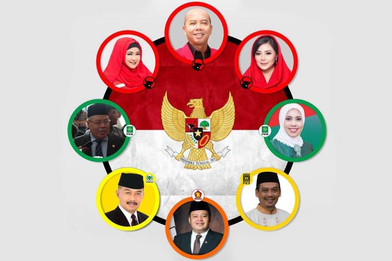PDIP berpeluang raih tiga kursi DPR RI di Dapil IX Jateng