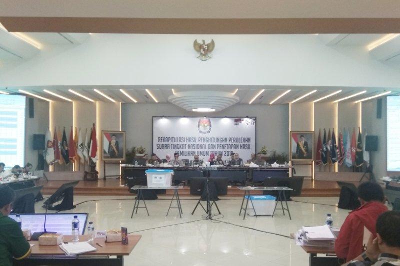 Jokowi-Ma'ruf unggul di Brunei dan Singapura