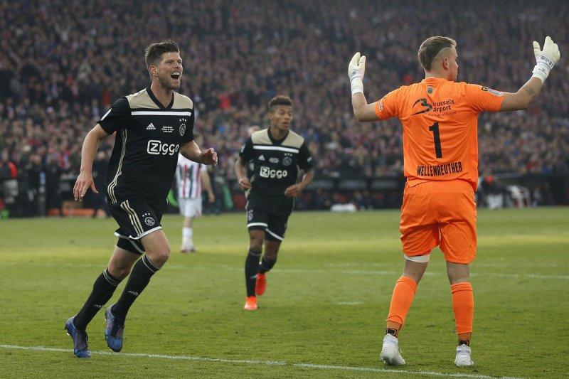 Gilas Willem 4-0, Ajax juarai Piala Belanda