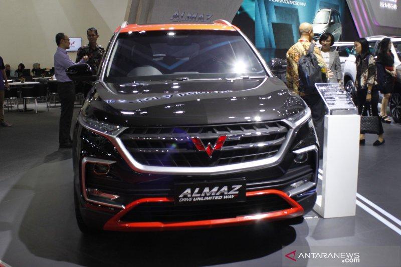 Wuling Almaz terjual 380 unit selama IIMS 2019