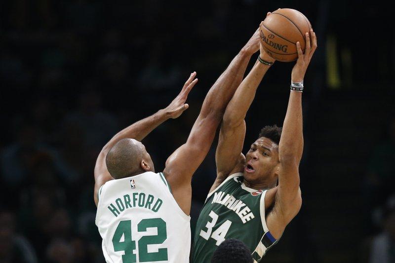Bucks unggul 3-1 atas Celtics