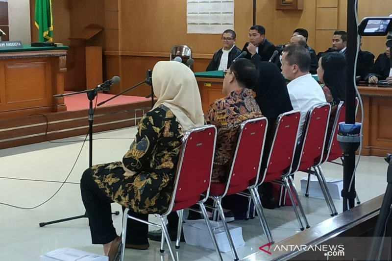 Kasus suap Meikarta, Neneng dituntut 7,5 tahun penjara