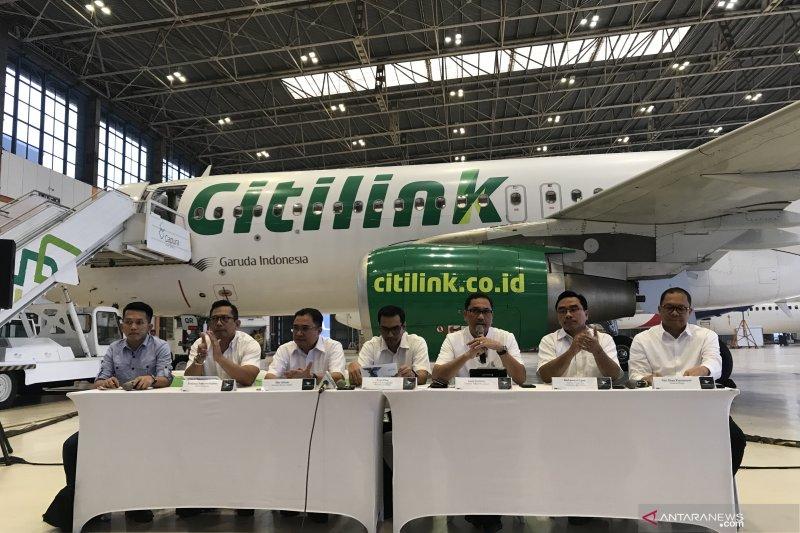 Garuda Indonesia tak permasalahkan tarif batas atas asal struktur biaya turun