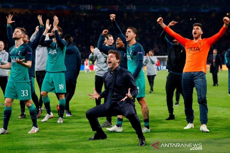 Pochettino ingin bawa Spurs  terbaik di dunia