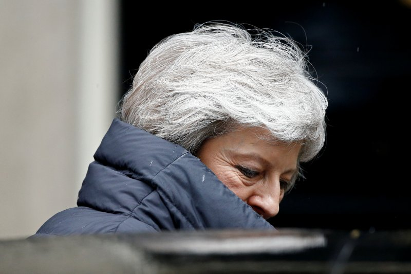 Perdana Menteri Inggris Theresa May umumkan pengunduran diri