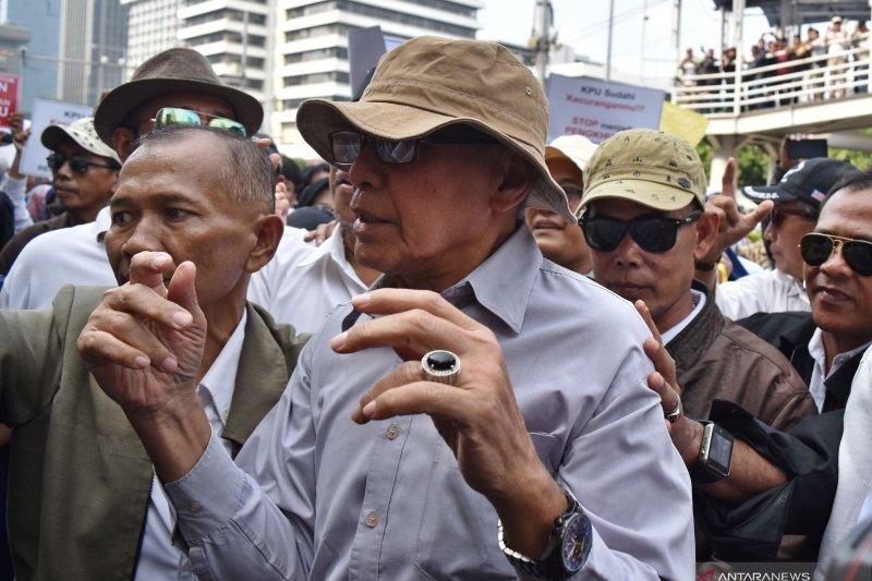 Kivlan Zen dicekal dan diberi surat panggilan polisi di Bandara Soekarno-Hatta