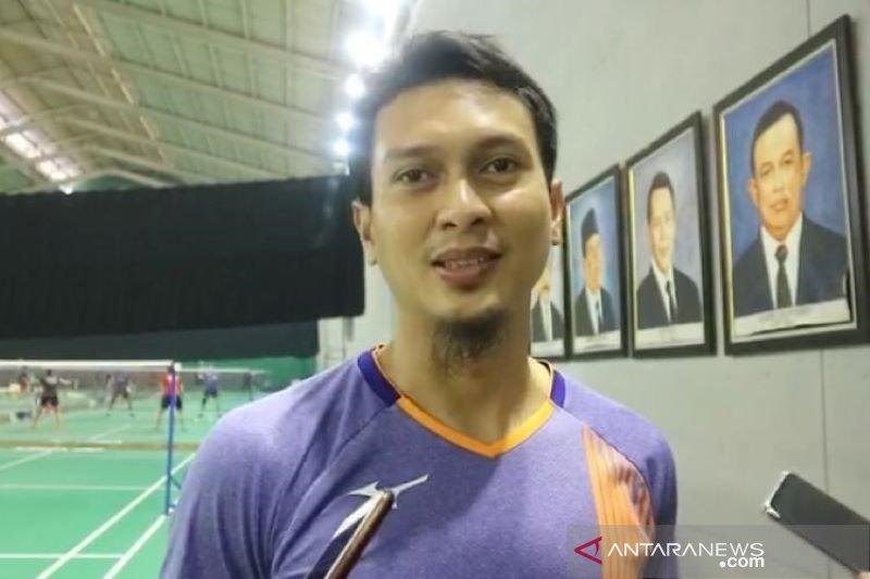 Ahsan tetap berpuasa di tengah latihan jelang Piala Sudirman