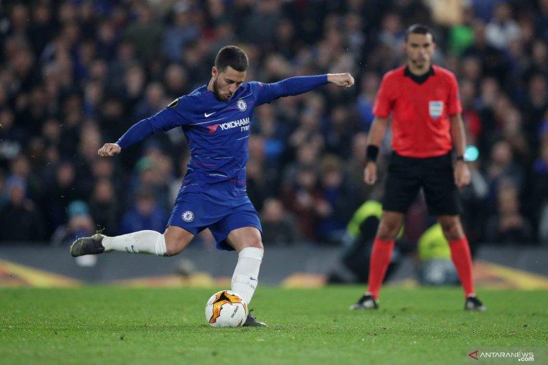 """Willian: Chelsea tetap """"gondeli"""" Eden Hazard"""