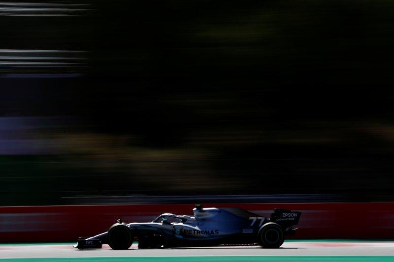 Valtteri Bottas kuasai sesi latihan bebas GP Spanyol