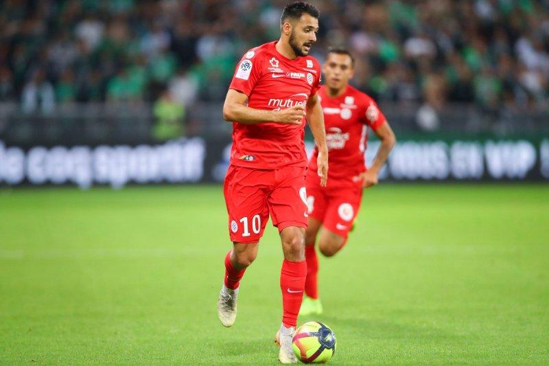 Montpellier permalukan Saint-Etienne untuk Liga Europa