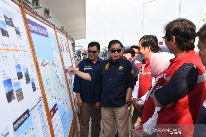Menteri ESDM : 54 SPBU jamin ketersediaan BBM jalan tol Jakarta-Surabaya