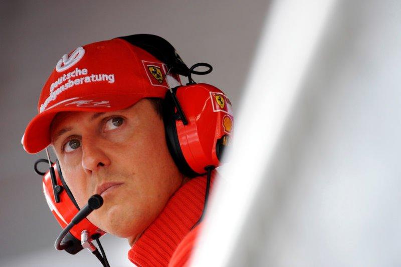 Film dokumenter dan wawancara langka tentang Schumacher bakal diperkenalkan
