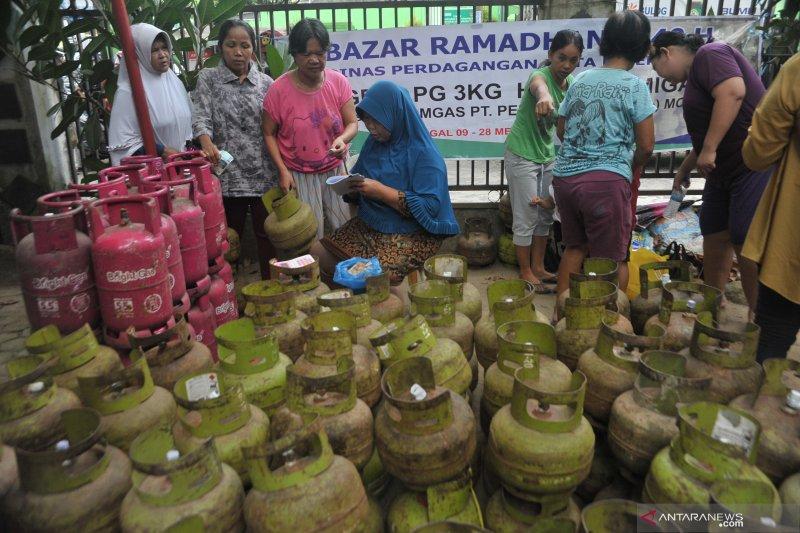 Operasi pasar, Pertamina siapkan ribuan elpiji bersubsidi