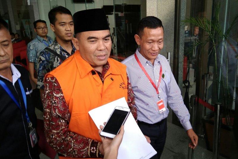 Bupati Jepara ditahan KPK