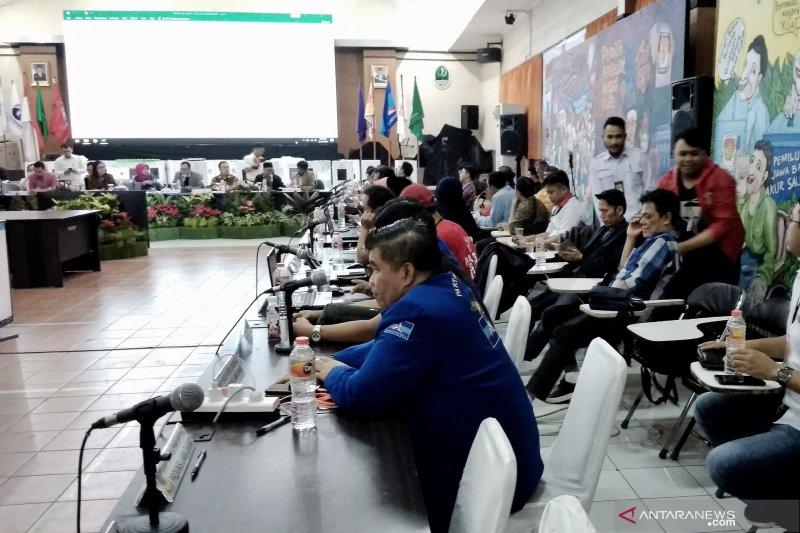Saksi Prabowo-Sandi tidak mau tandatangani hasil pilpres di Jabar