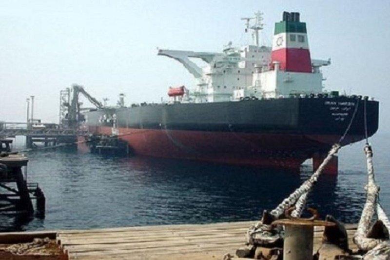 TV Negara Iran: Pengawal Revolusi  sita kapal asing