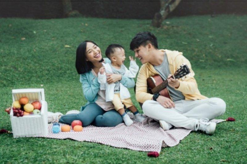 Rinni Wulandari merayakan Hari Keluarga Internasional dengan aktivitas seru