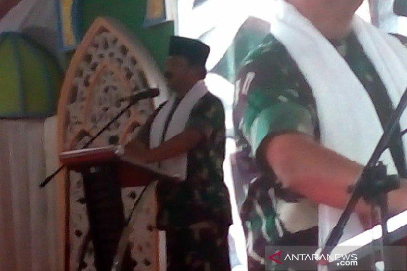 Panglima TNI nilai Sumut sebagai barometer stabilitas Indonesia bagian Barat