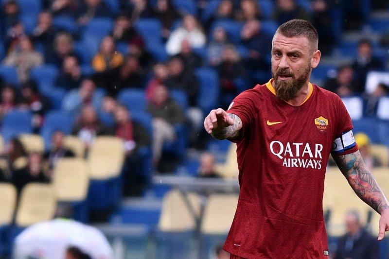 De Rossi kecewa terhadap manajemen Roma
