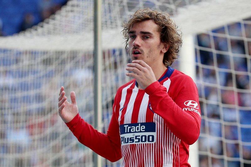 Griezmann tinggalkan Atletico Madrid