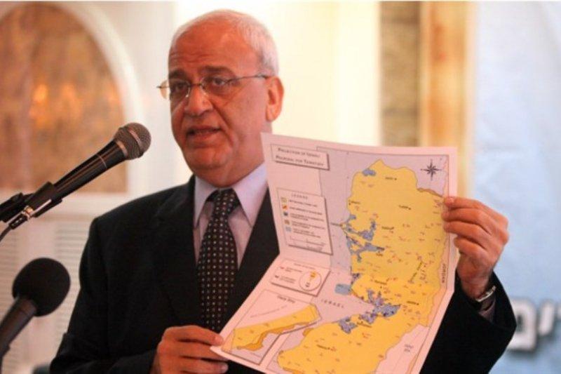 Mengidap COVID-19, juru runding PLO Saeb Erekat meninggal