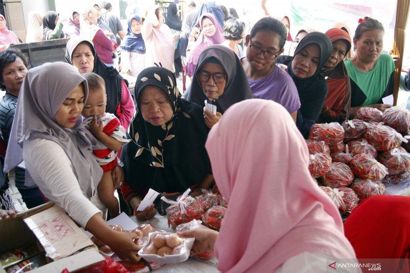 Pemkot Batam bersama TPID gelar pasar murah Ramadhan