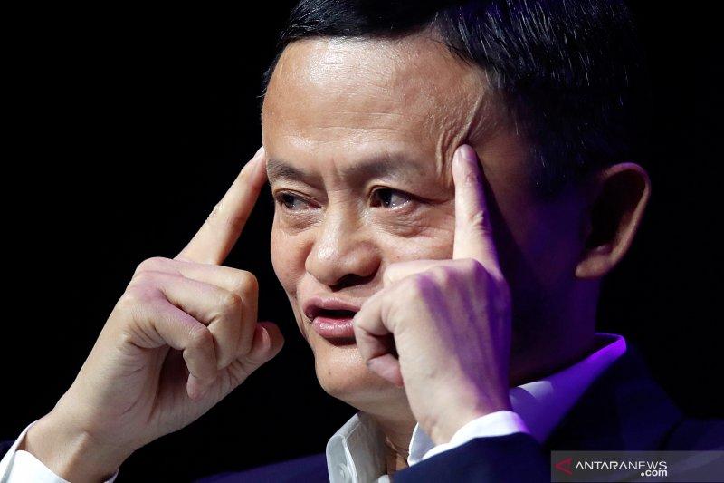 Miliuner asal China Jack Ma donasikan 500 ribu alat tes corona ke AS