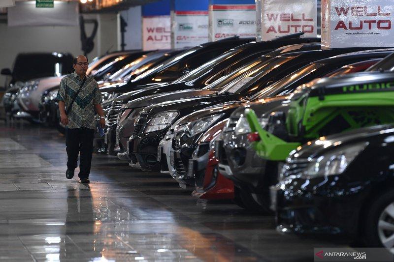 Pasca Lebaran, penjualan mobil bekas menurun