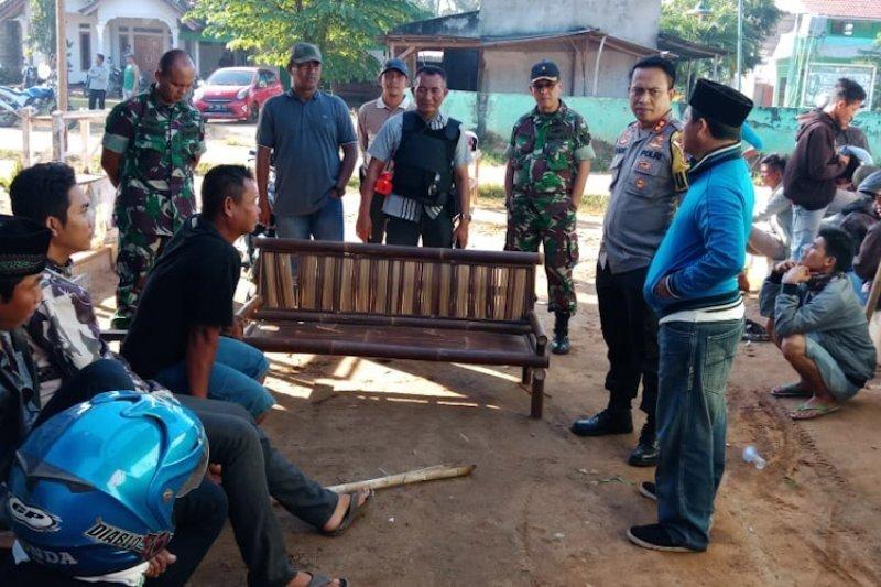 Bentrok warga antar-dusun di Lampung disebabkan berita hoaks
