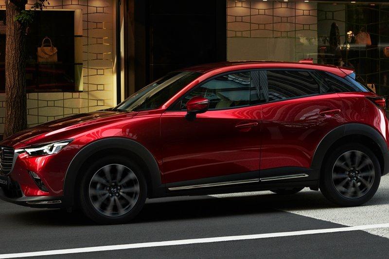 Edisi terbatas dari Mazda CX-3 GT Sport Nav