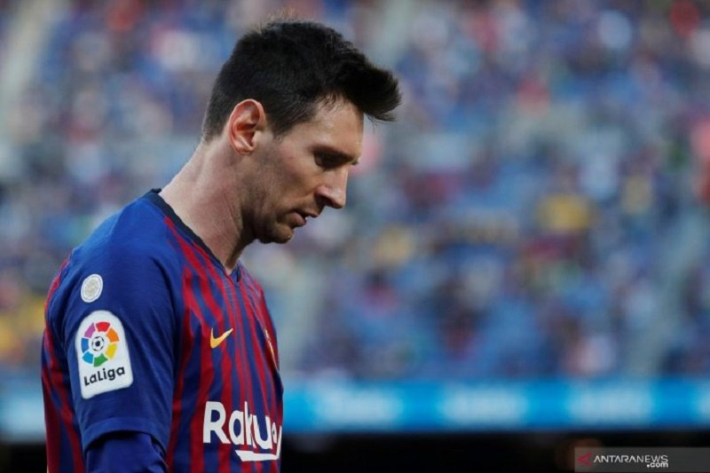 Lionel Messi ngaku masih sakit hati karena perlakuan suporter Barcelona